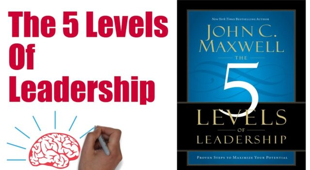 ells five levels of leadership